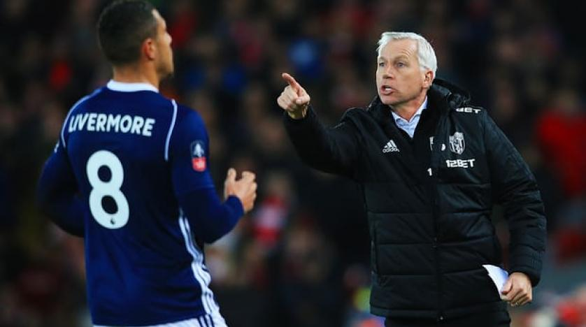 Pardew puts to bed reports that Evans was stripped of Captaincy