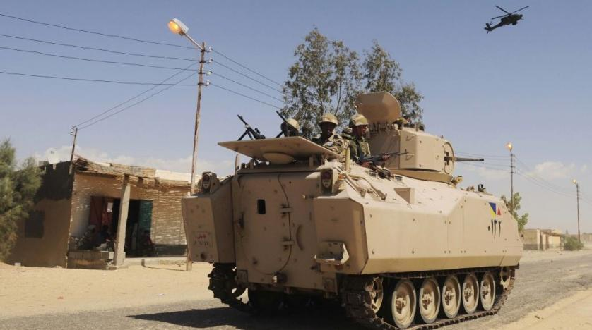 Egypt: 3 Soldiers, 4 Militants Killed in Sinai Campaign