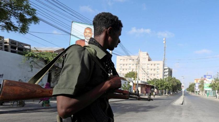 Two auto bombs explode in Somali capital killing 18 people