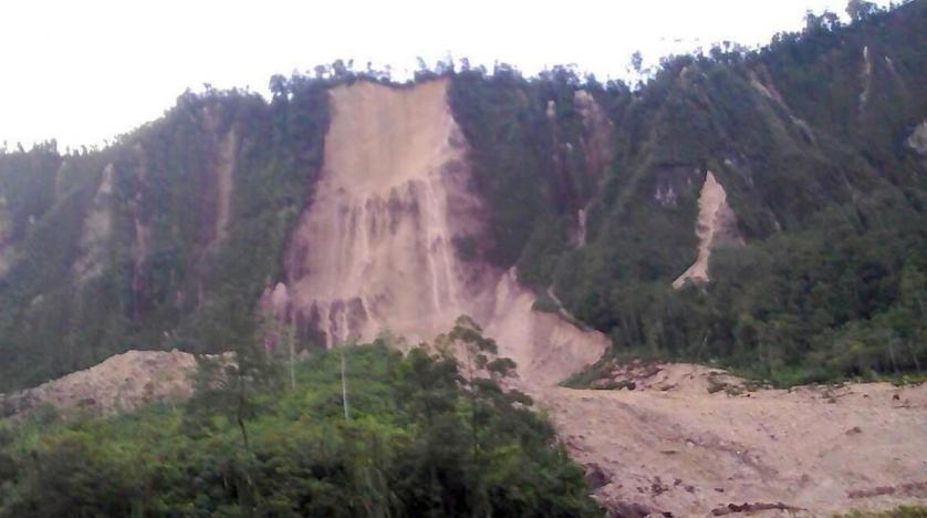 Papua New Guinea quake kills at least 3