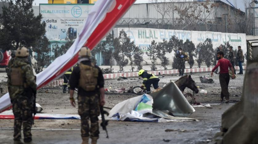 At Least 1 Dead, 22 Injured in Car Bomb Explosion in Kabul