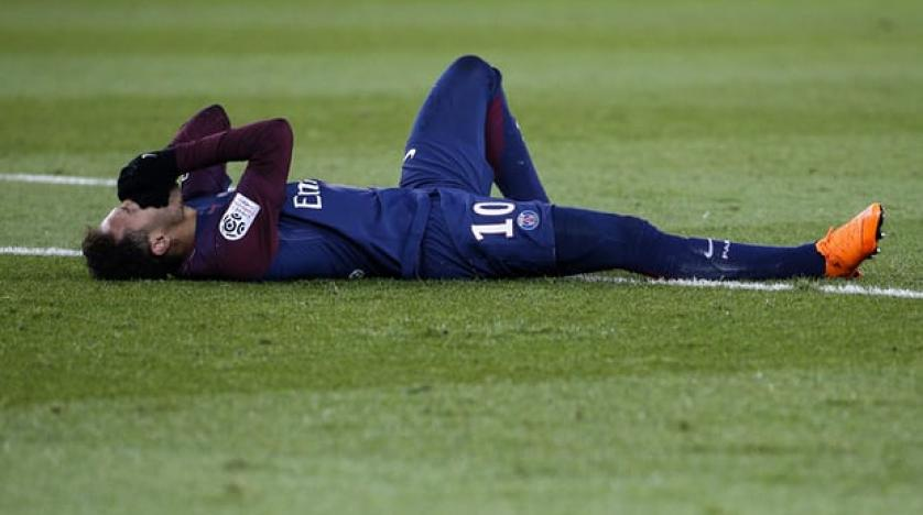 Neymar may miss the world Cup