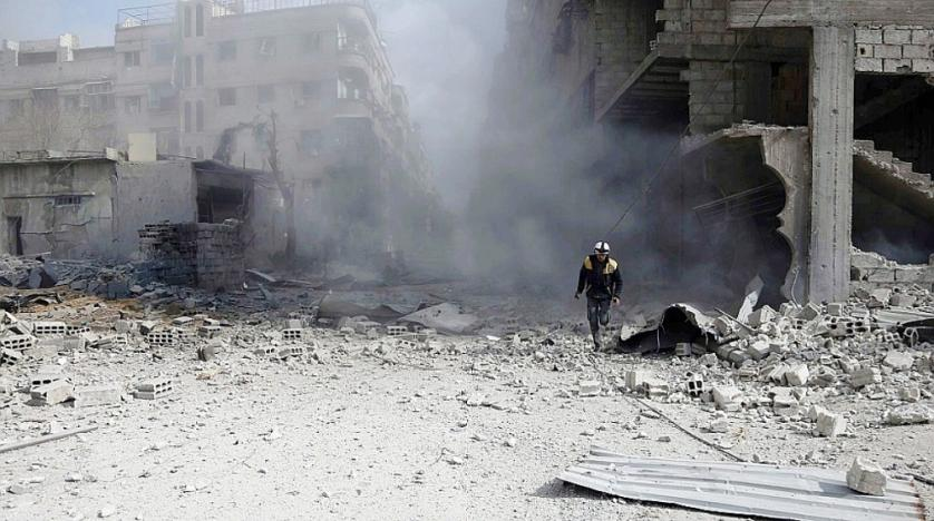 Syrian regime kills 23 more civilians in Eastern Ghouta