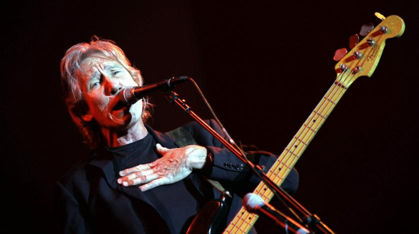 Roger Waters Recites Verses by Mahmoud Darwish in New Song