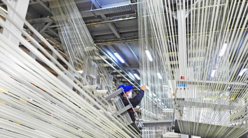 Industrial output grew by 7.2 per cent in the first two months of the year