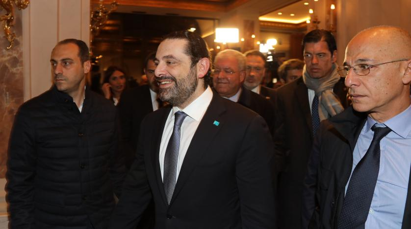 France opens 400 million euro credit line for Lebanon