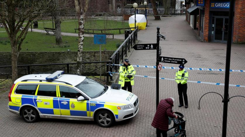 Russian Federation expels 23 British diplomats in spy-poisoning response