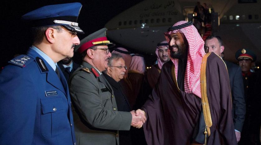 US Vice President holds banquet in honor of Saudi Crown Prince