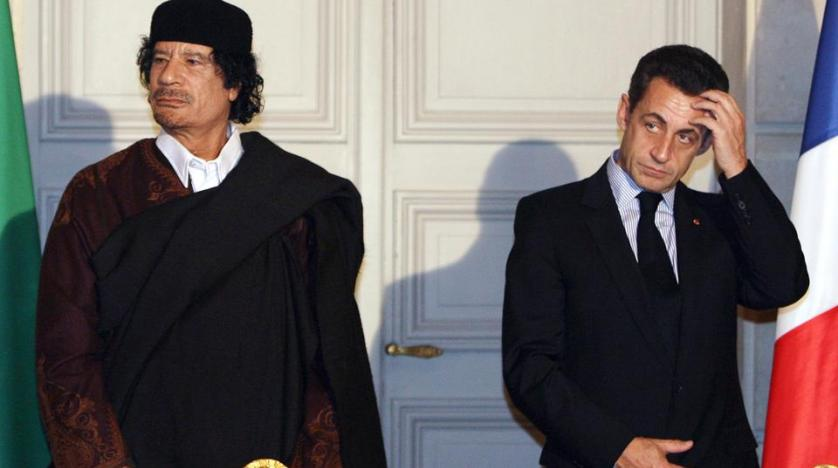 Nicolas Sarkozy, Ex-President of France, Faces Corruption Charges Over Libyan Cash