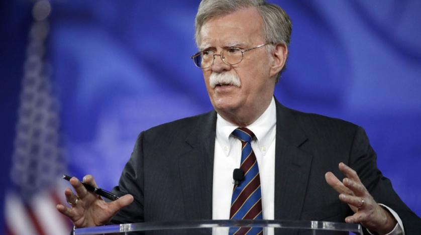 John Bolton's appointment further weakens the 'axis of adults' around Trump