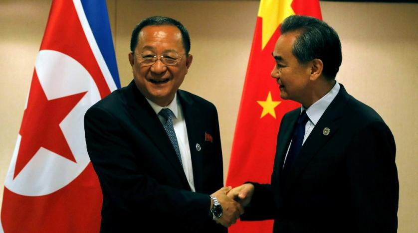 North Korea Foreign Minister in China to Meet Counterpart