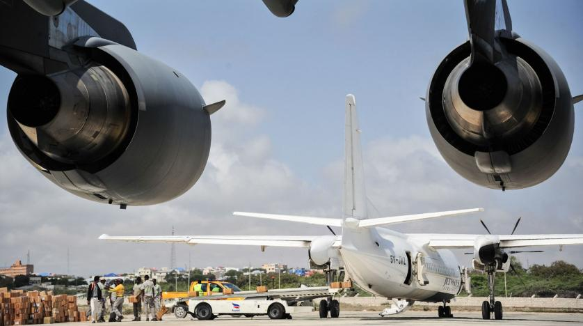 UAE condemns seizure of jet in Somalia with $10 million on board