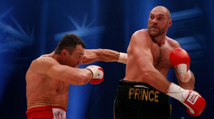 Fury to fight again