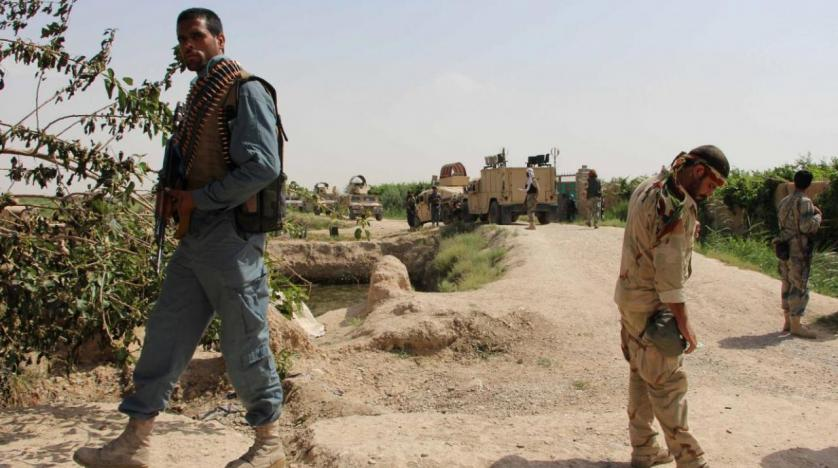 Taliban seize district in Afghanistan's Ghazni province