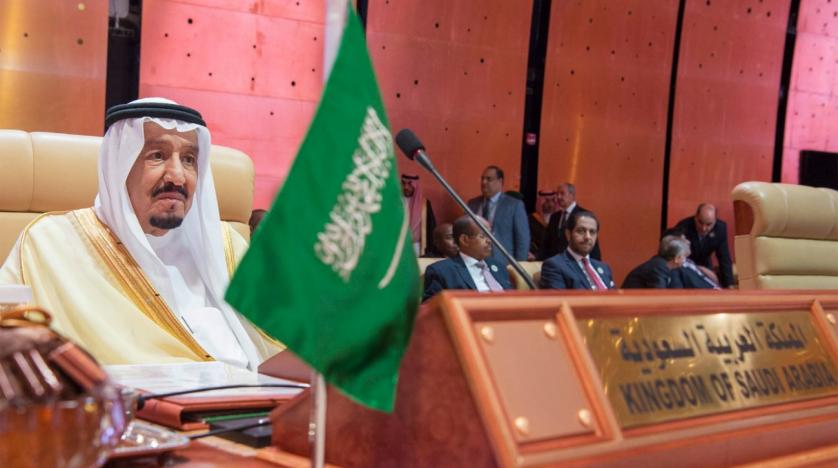 Saudi King lambasts Iran's alleged