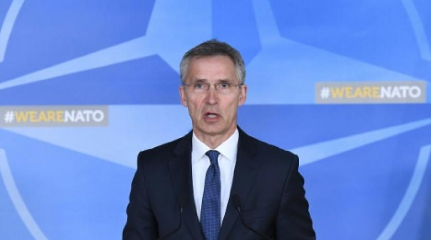 NATO Chief: Strikes on Syria Regime Clear Message to Assad, Iran
