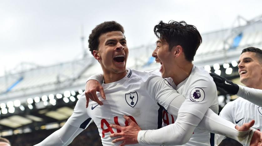 Tottenham held 1-1 by Brighton at English Premier League