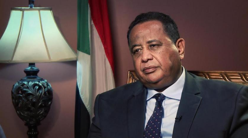 Sudan's president sacks foreign minister, state news agency reports