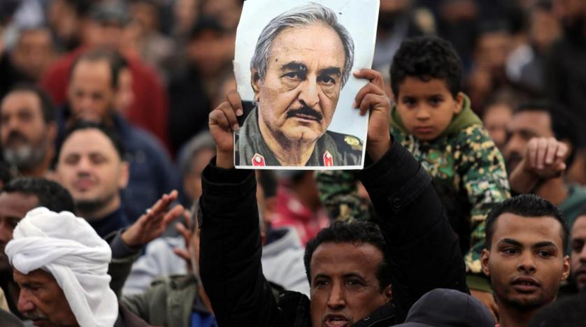 Strongman Haftar back in Libya after long absence