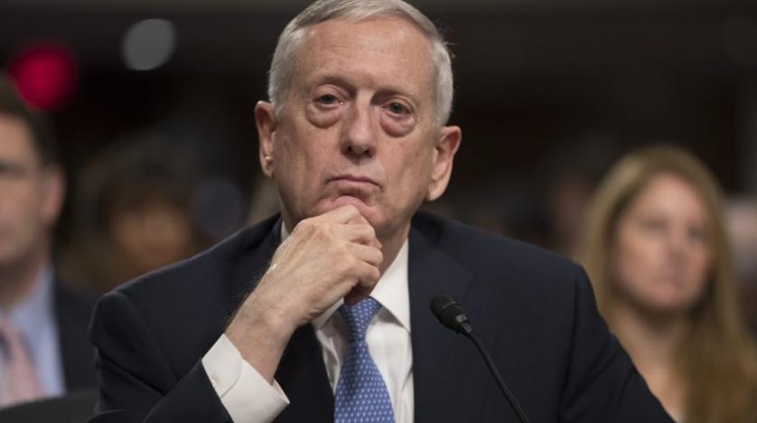 U.S. to expand role in Syria - Mattis
