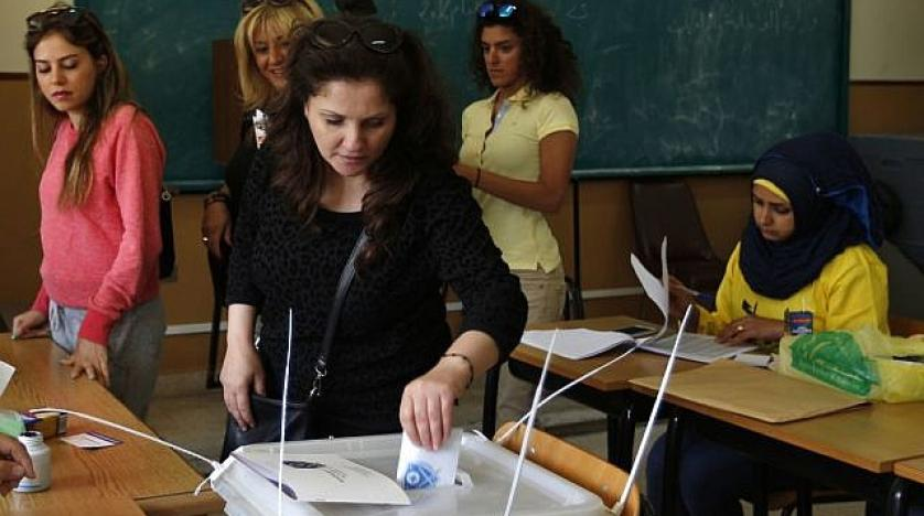In first, Lebanese expats can vote in country's elections
