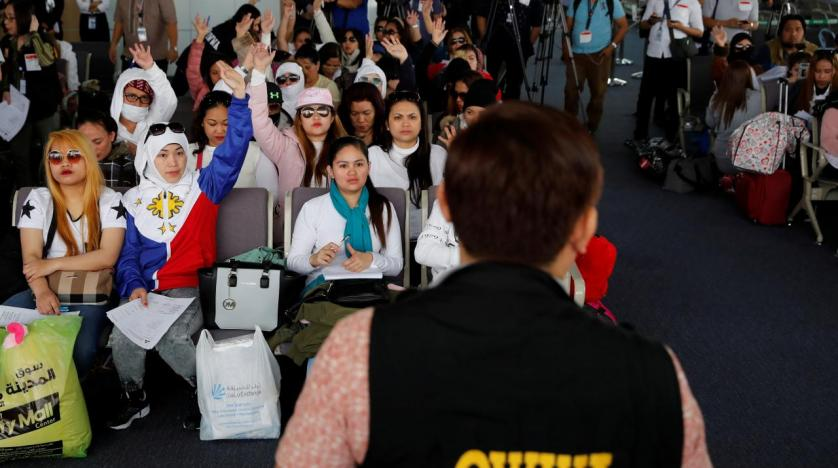 Duterte plans to pull out all Filipinos from Kuwait