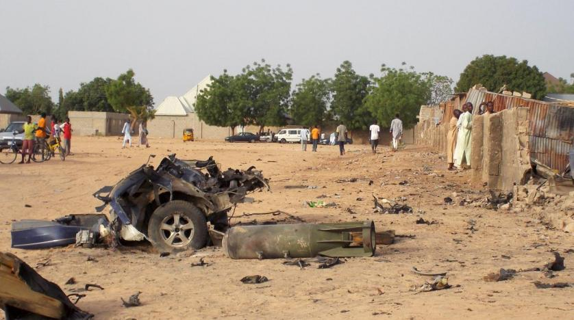 Casualty figures from Adamawa market, mosque blasts released