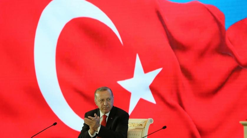41Erdogan Becomes Presidential Candidate From Turkish People's Alliance - PM
