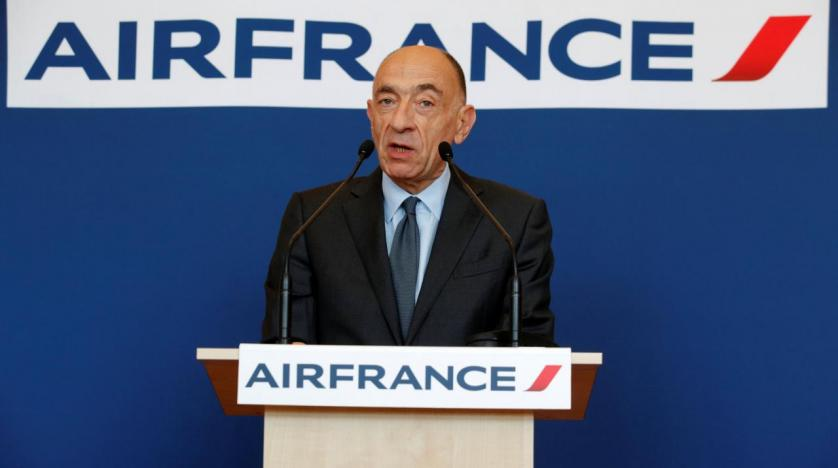 Air France-KLM CEO To Resign After Staff Vote No