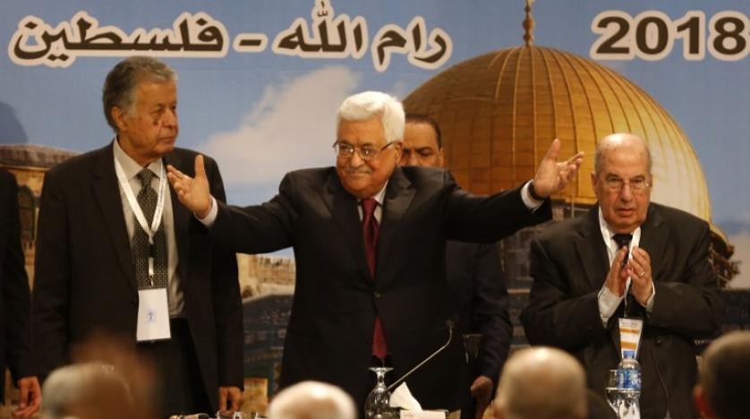 Abbas reappointed head of PLO's Executive Committee