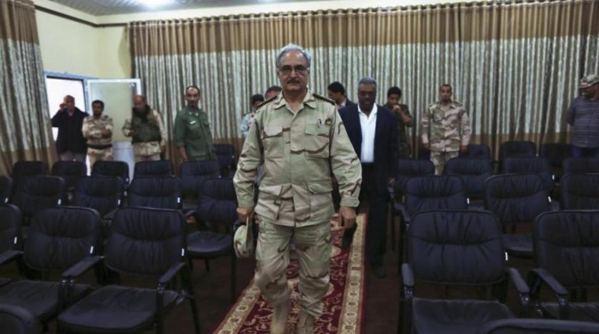 Libya strongman announces offensive to seize Derna from 'terrorists'