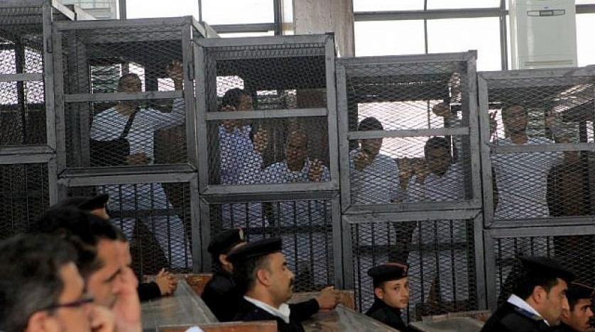 Egypt refers 555 to military court on terrorism-related charges
