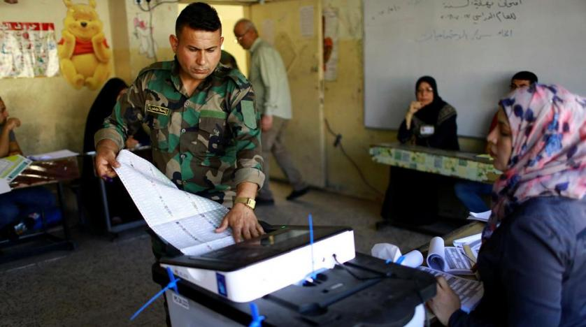 Sadr headed for first place in Iraq election -commission