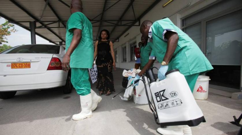 Congo warns of new phase in Ebola outbreak after first urban case