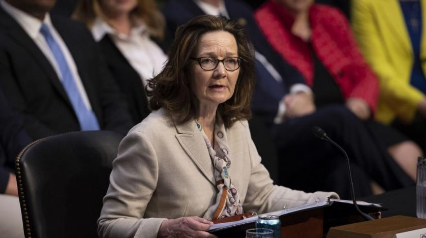 Trump Praises New CIA Director Gina Haspel At Her Swearing