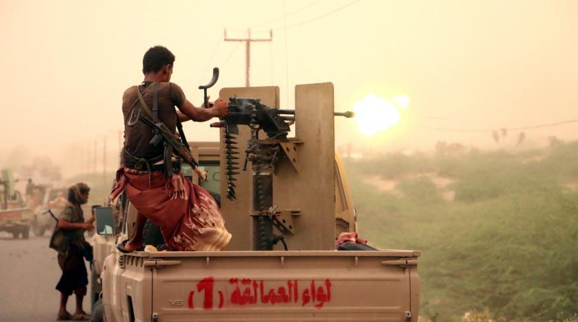 Saudi-led coalition poised to take airport of Yemen's main port city