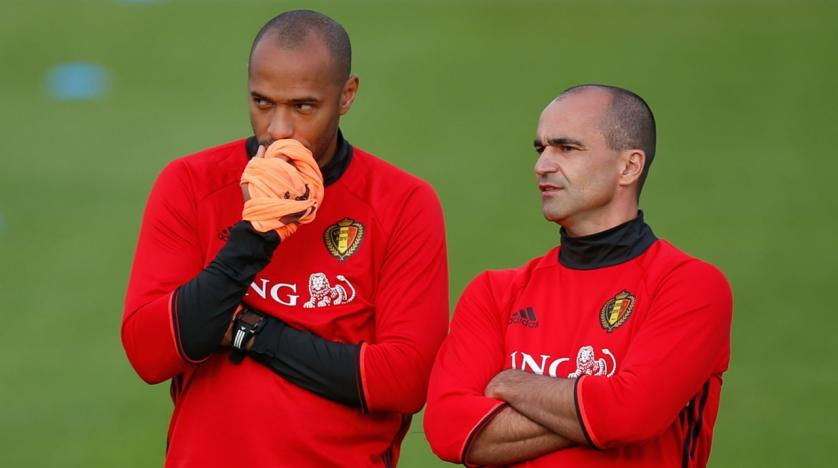 30dfda6a0 Belgium Coach Martínez  At the World Cup we Need to Show we are Prepared to  Suffer