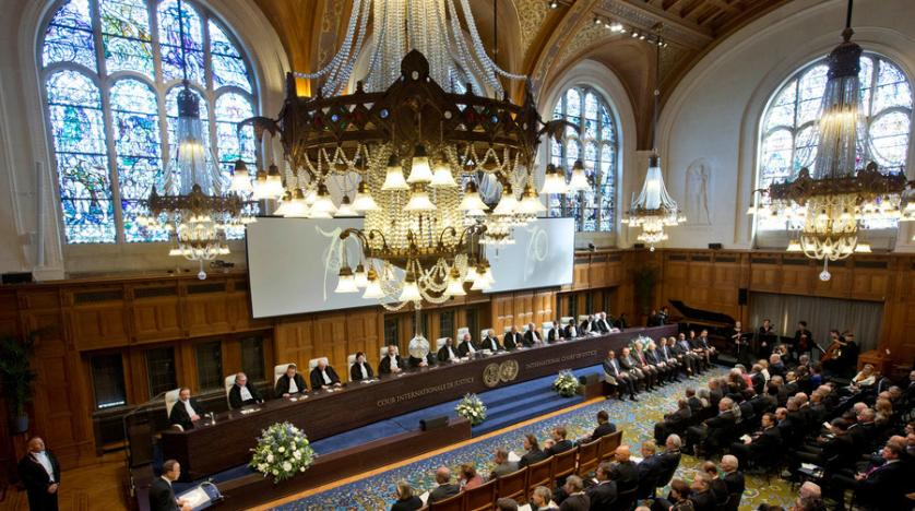 Iran files complaint against USA at International Court of Justice