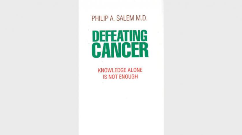 Knowledge and love triumph over cancer