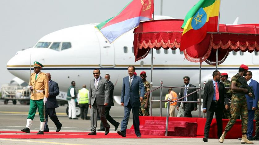 Ethiopia Eritrea first flight: Excitement mounts as families get set to reunite