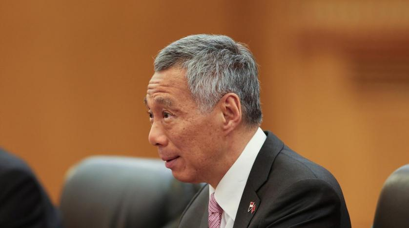 One-fourth of Singapore residents hit in data theft