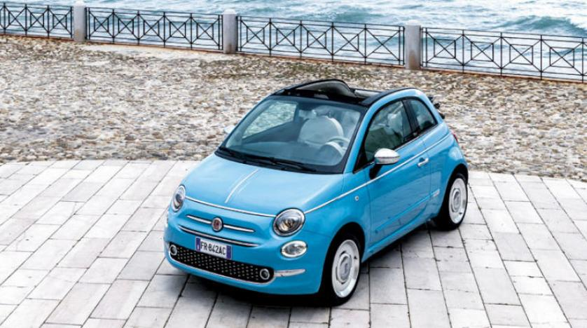 Special version of Fiat 500 arrives in the Middle East in 2019