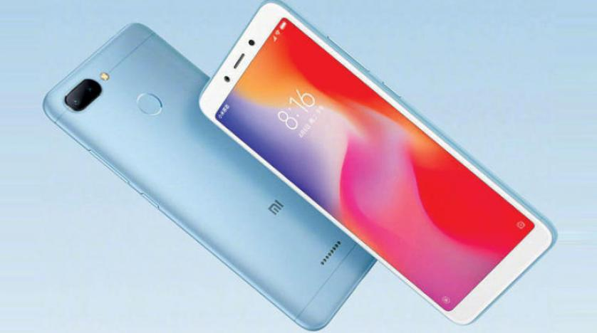 «Shawmy Redmi 6» … Cheap phone distinctive