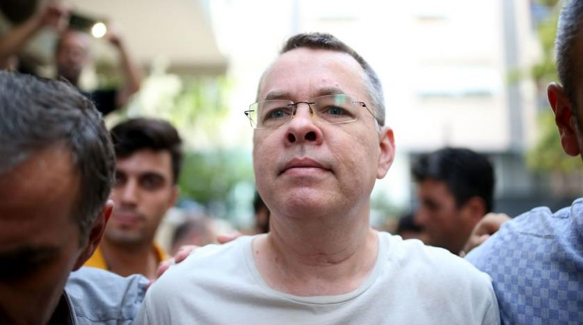 US 'hopeful' on pastor's release, unaware of a deal with Turkey