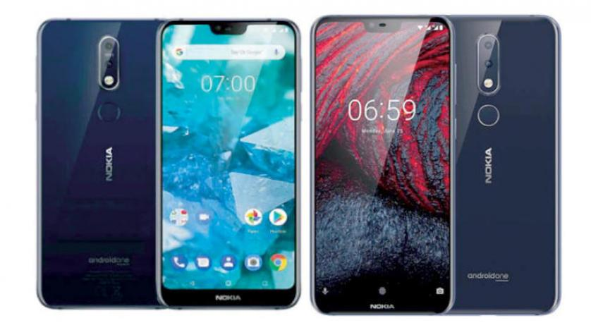 «Nokia 7.1» Cheap phone with distinctive specifications 1