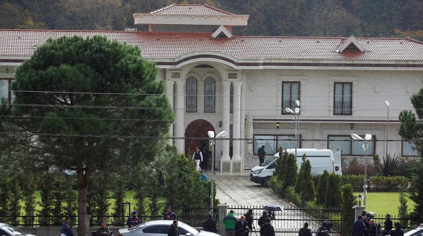 Turkish police search villas in Khashoggi investigation