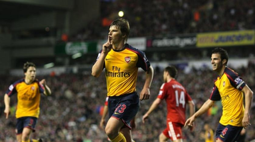Andrey Arshavin: Farewell to a Talented but Frustrating Enigma ...