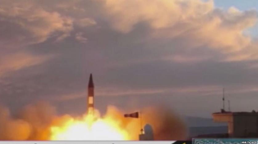 German Reports on Iran's Missile Test Expansion in 2018 | Asharq AL