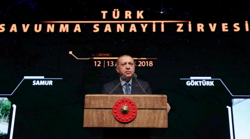 Erdogan: Turkey May Start New Military Operation in Syria at Any Moment