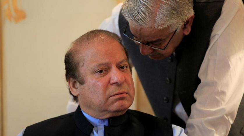 Former Pakistan PM Sharif sentenced to 7 years in prison""